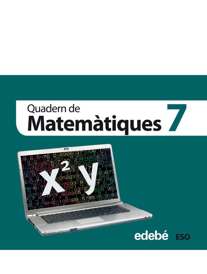 Quad.matematiques 7 eso cataluña 11