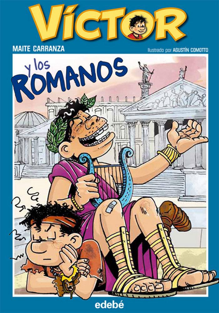 Victor yubacuto y los romanos