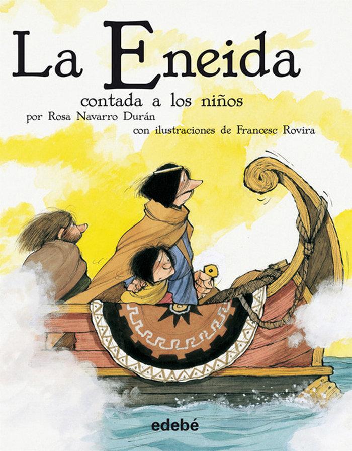 Eneida,la contada a los niños