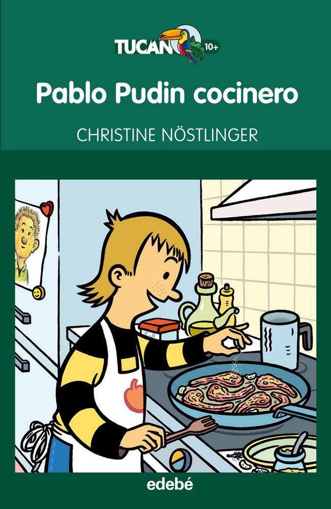 Pablo pudin cocinero