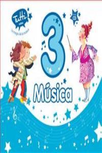 Musica 3ºep mec tutti+cd 12