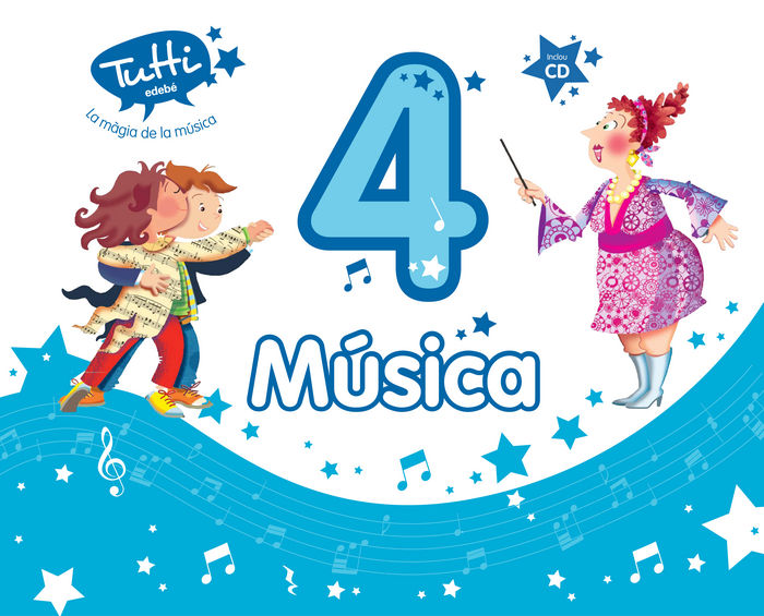 Musica 4ºep cataluña 12 tutti