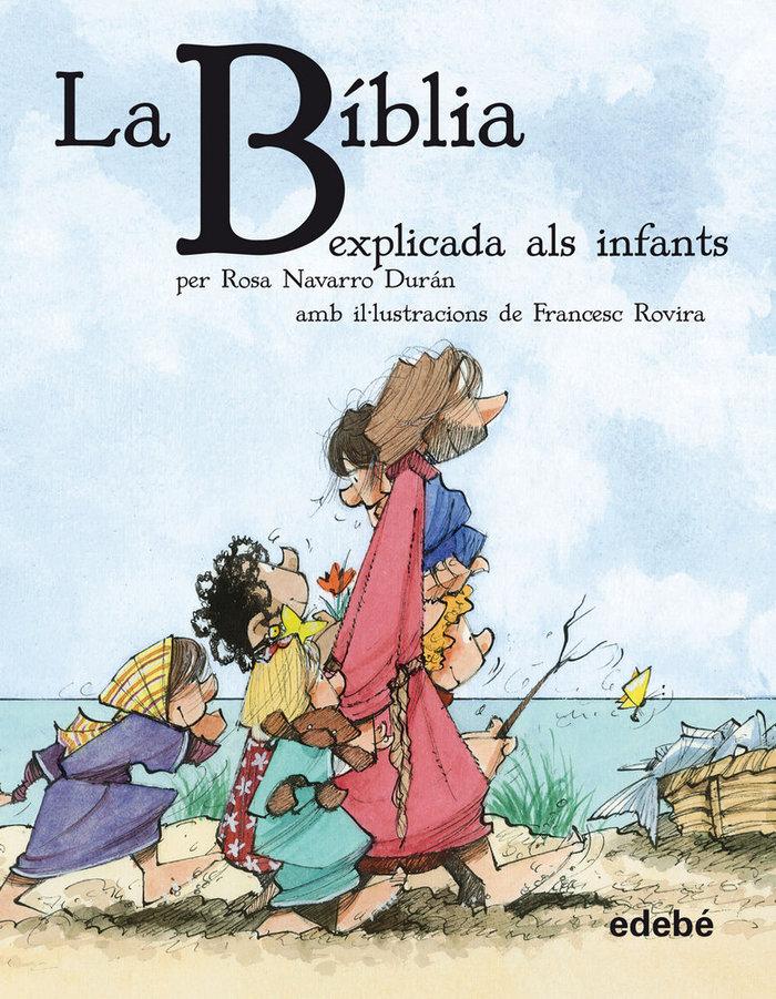 Biblia explicada als infants,la
