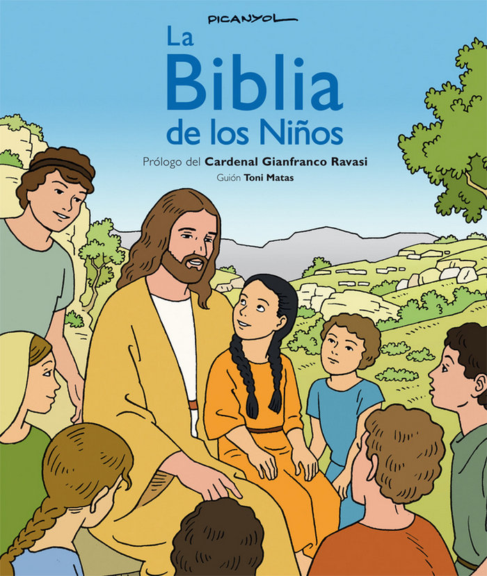 Biblia de los niños,la (comic)