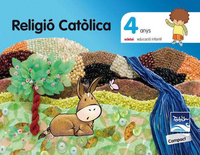 Religion 4años tobih compact cataluña