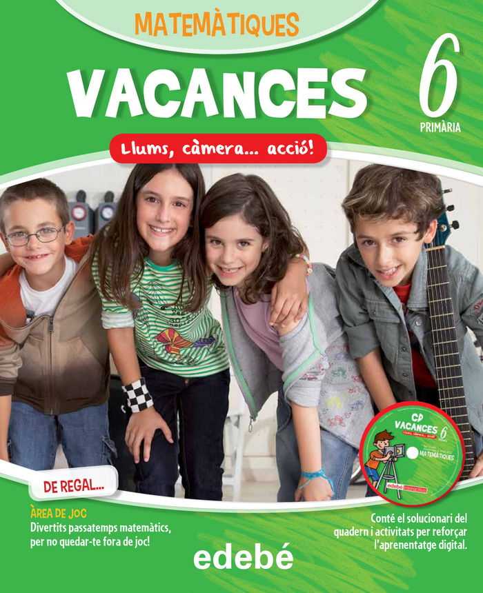 Quad.vacances 6ºep matematiques cataluña 13