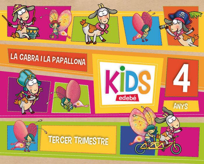 Kids 4años 3ºtrim. cataluña