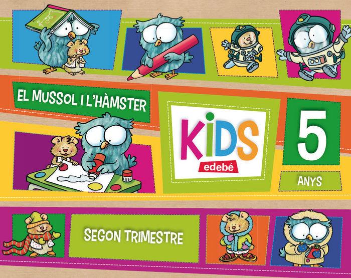 Kids 5años 2ºtrim. cataluña