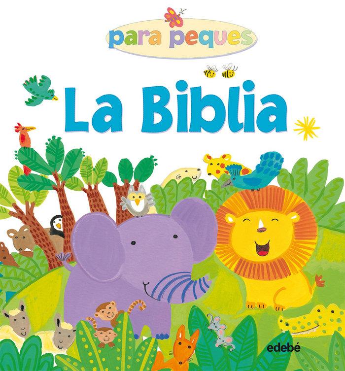 Biblia para peques,la