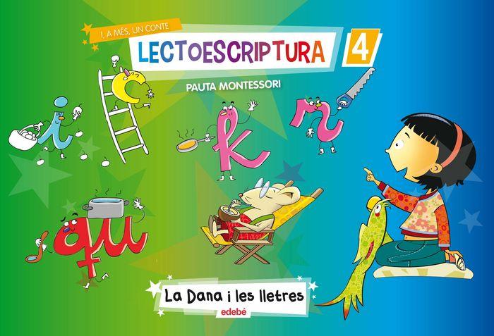 Quad.lectoescriptura 4 ei cataluña 14