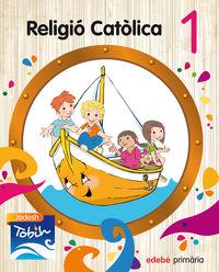 Religio catolica tobih (catalan) e.p.1 ed.2014
