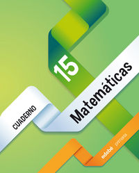 Cuaderno matematicas 15 ep 14