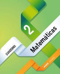 Cuaderno matematicas 2 ep 14