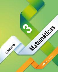 Cuaderno matematicas 3 ep 14