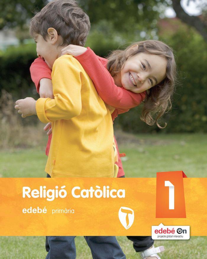 Religio catolica 1ºep cataluña 16 zain
