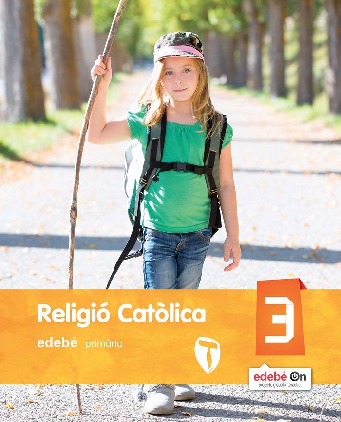 Religio catolica 3ºep cataluña 16 zain