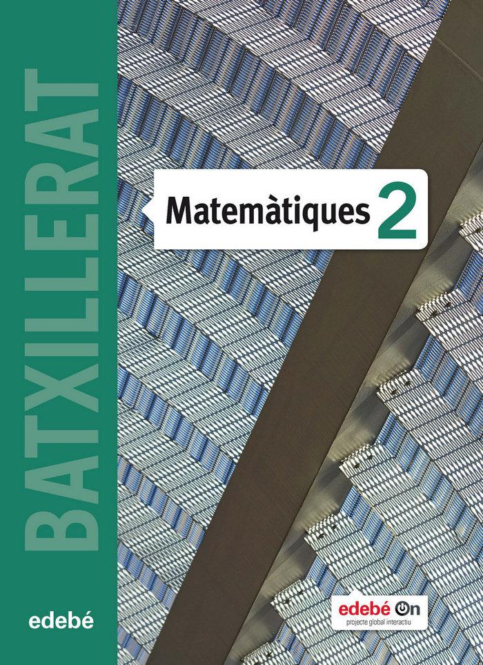 Matematiques 2ºnb cataluña