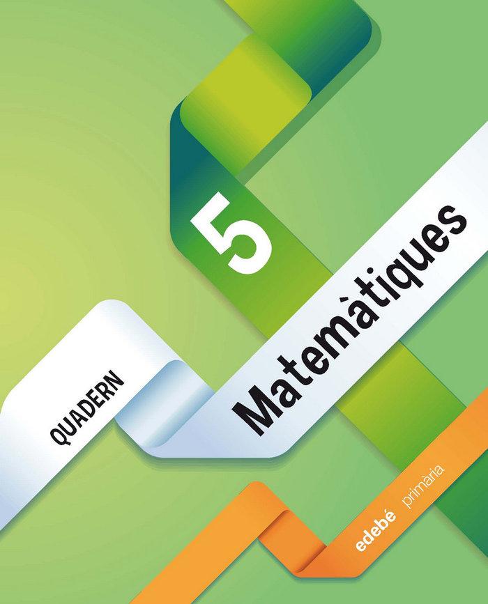 Quad.matematiques 5 ep cataluña 15 talentia