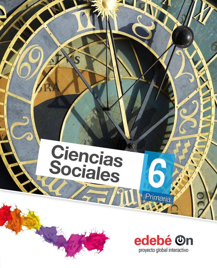Ciencias sociales 6ºep talentia 15 mec