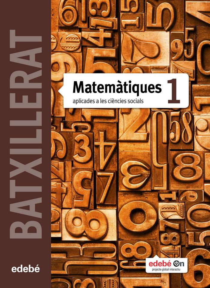 Matematiques ccss  1ºnb cataluña