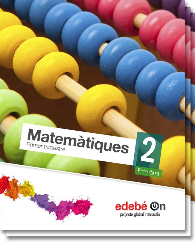 Matematiques 2ºep cataluña 15 talentia