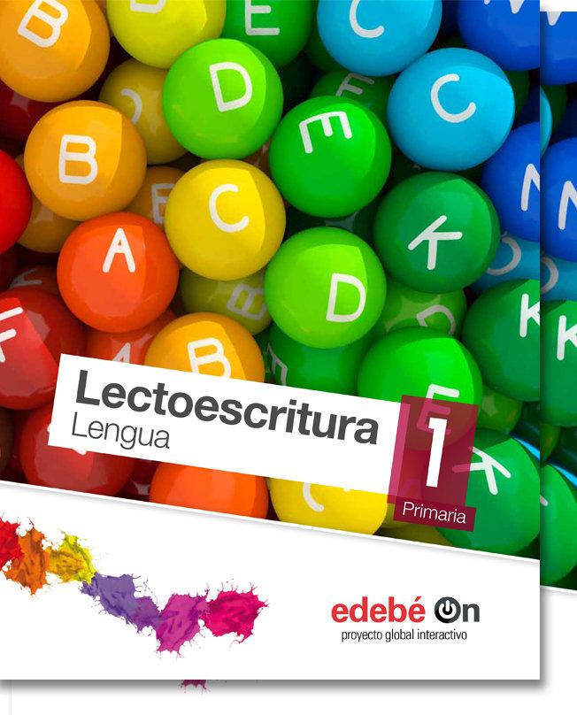 Lengua 1ºep +lectoescritura mec 15 talentia
