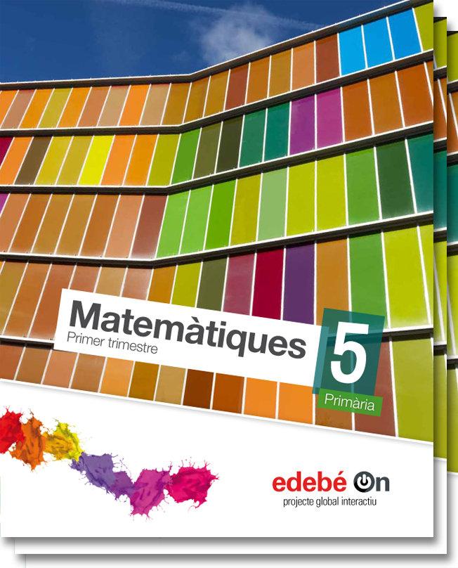 Matematiques 5ºep cataluña 15 talentia