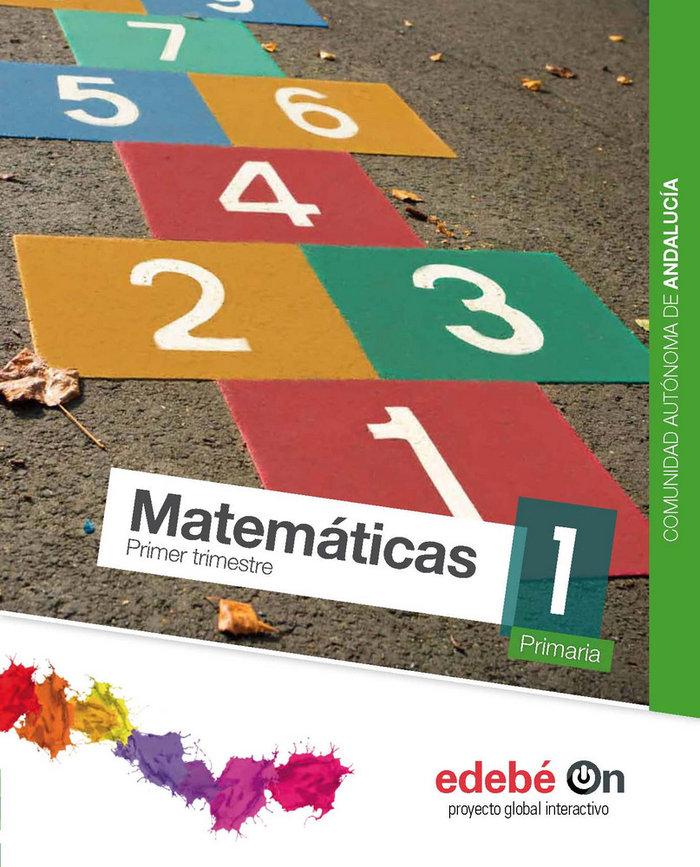 Matematicas 1ºep andalucia 15 talentia
