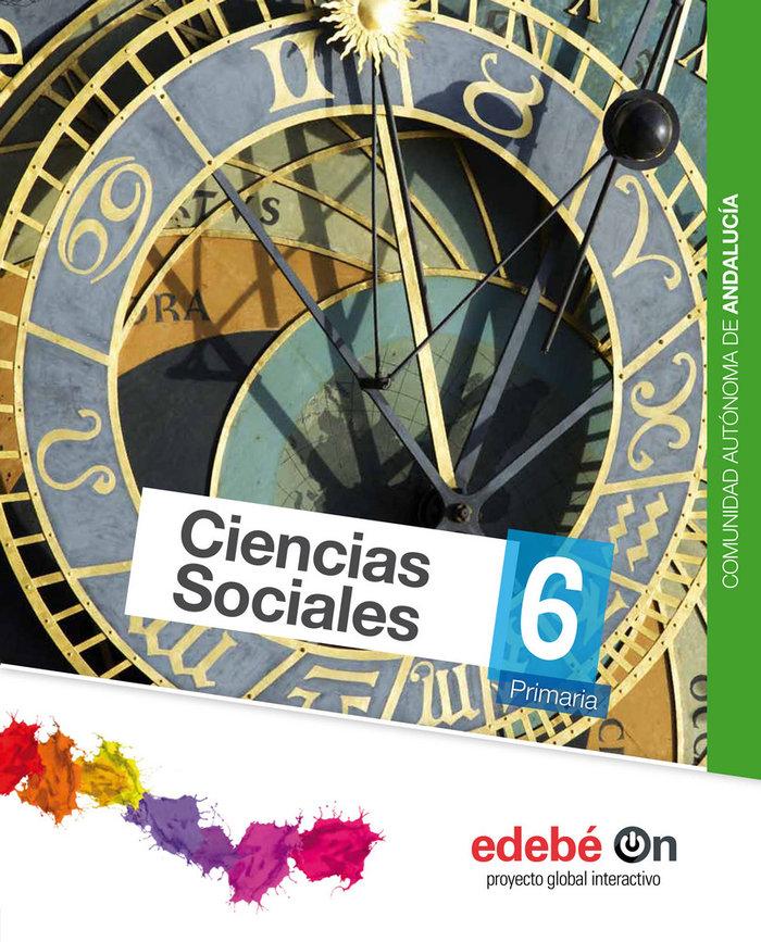 Ciencias sociales 6ºep andalucia 15 talentia