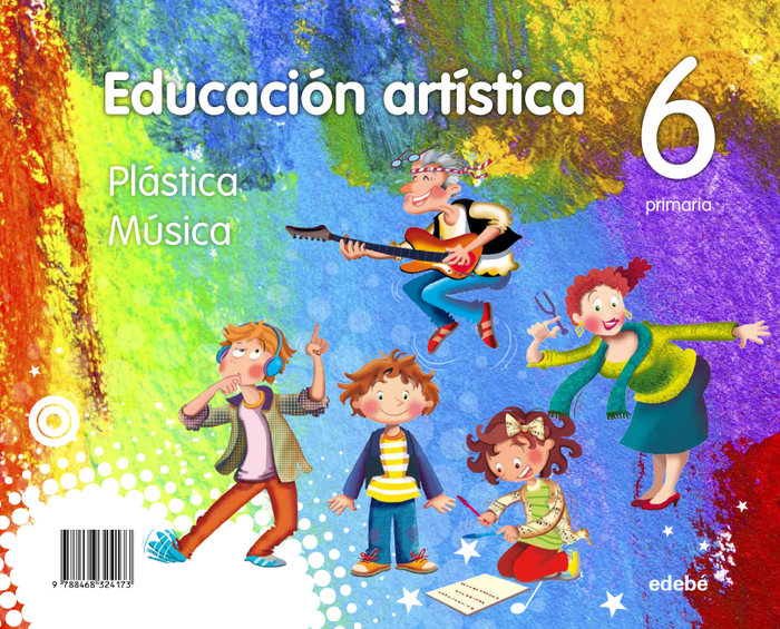 Educacion artistica 6ºep andalucia 15