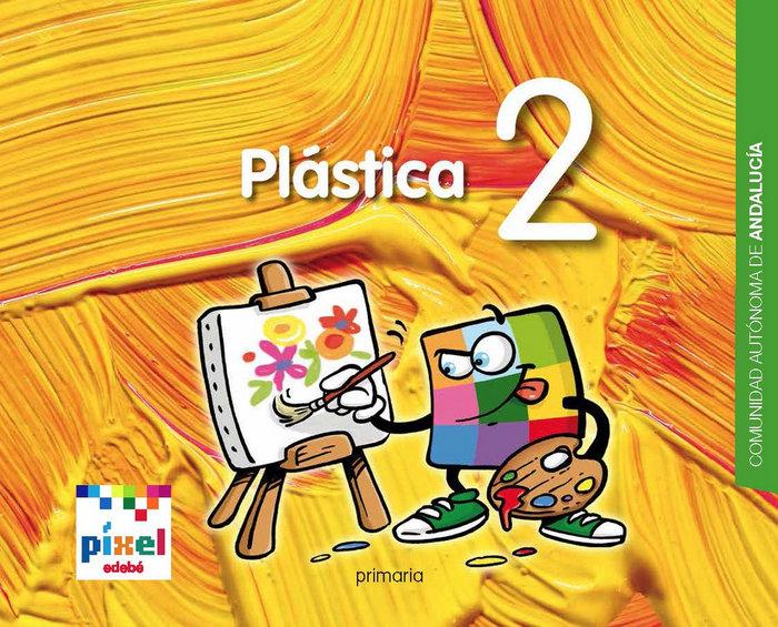 Plastica 2ºep andalucia 15 talentia