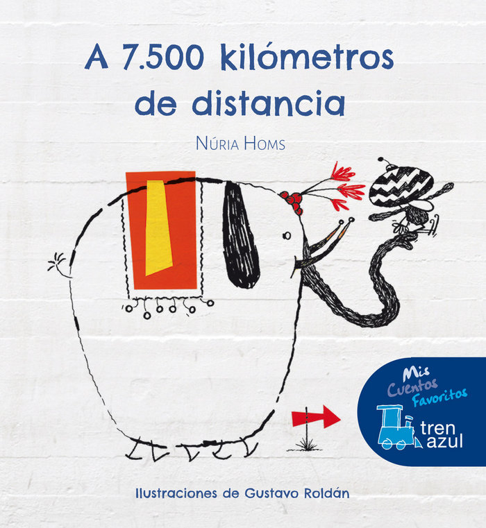 A 7500 kilometros de distancia