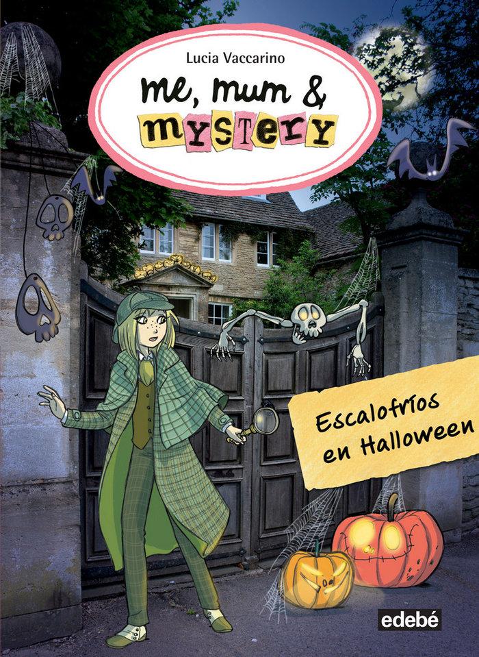 Escalofrios en halloween