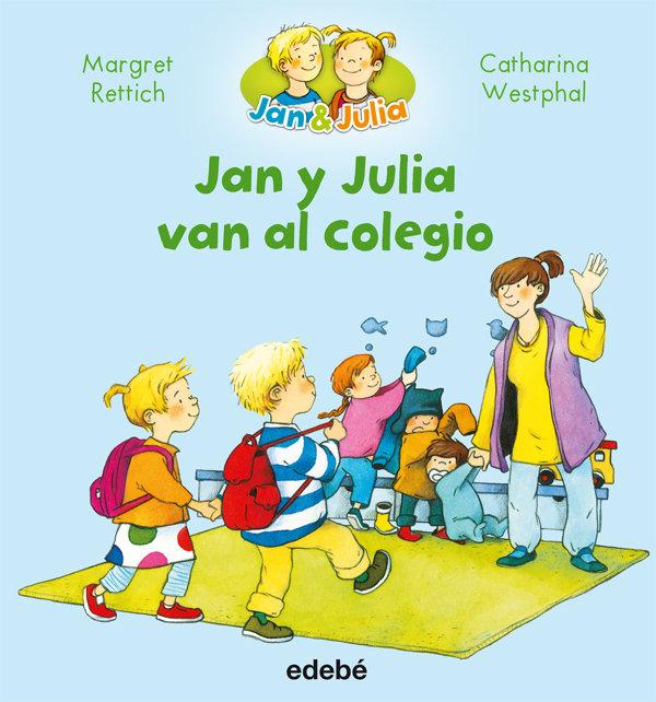 Jan y julia 1 van al colegio