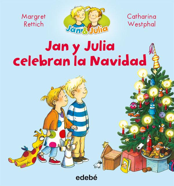 Jan y julia 4 celebran la navidad
