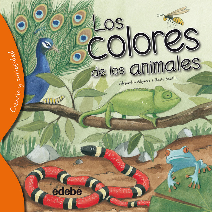Colores de los animales,los