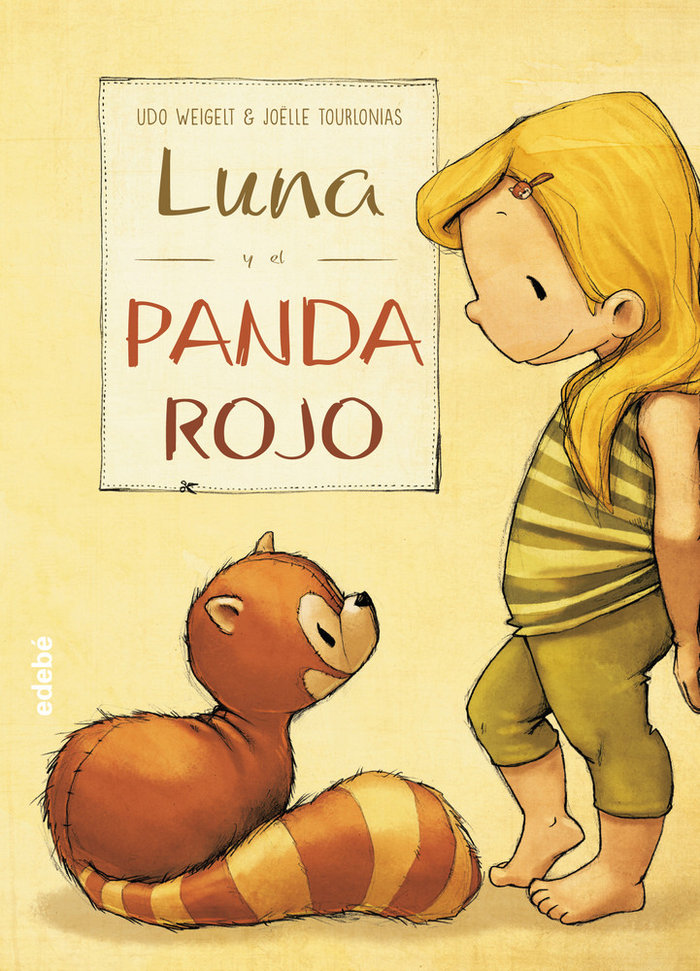 Luna y el panda rojo
