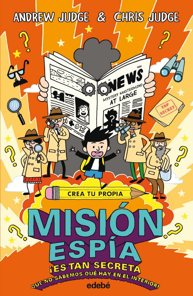 Crea tu propia mision espia