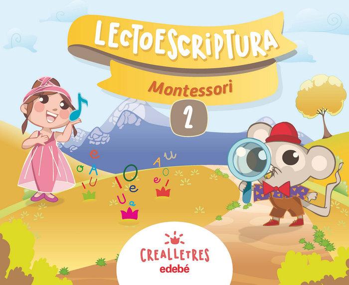 Lectoescriptura 2 cataluña 17 creixlletres