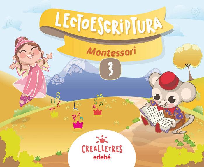 Lectoescriptura 3 cataluña 17 creixlletres