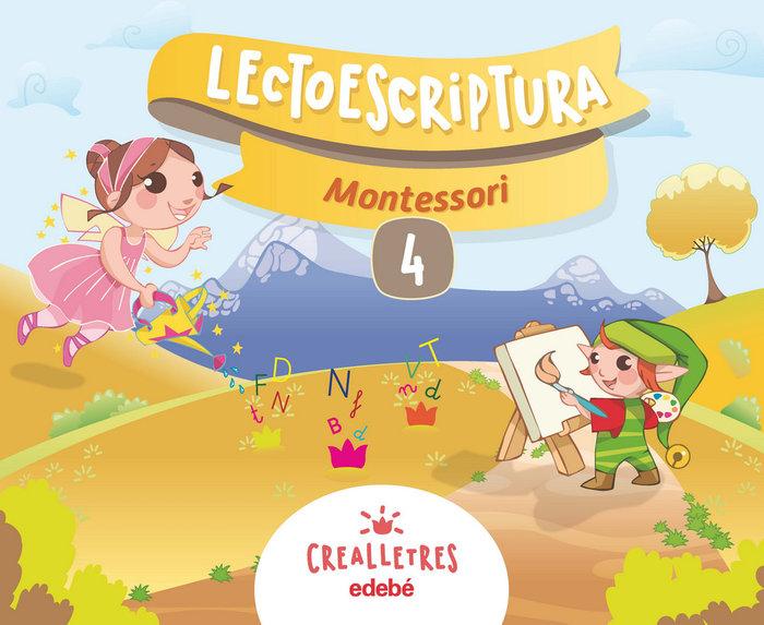 Lectoescriptura 4 cataluña 17 creixlletres