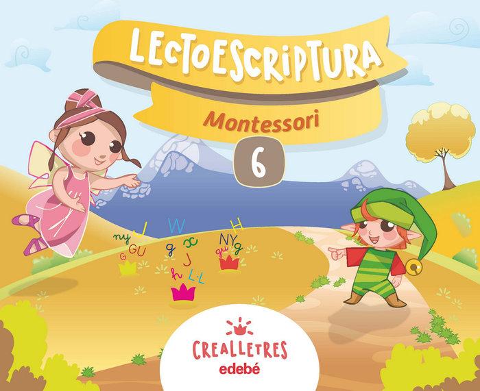 Lectoescriptura 6 cataluña 17 creixlletres