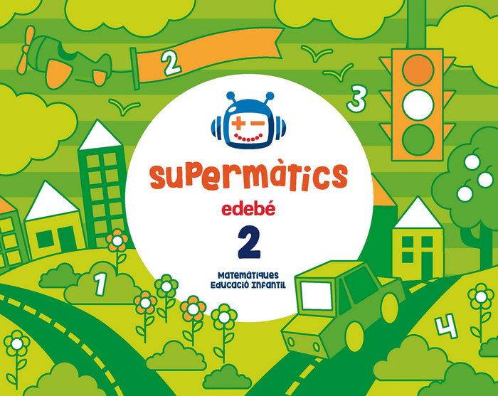Quad.matematiques 3anys 2ºtrim.cataluña 17 matemat