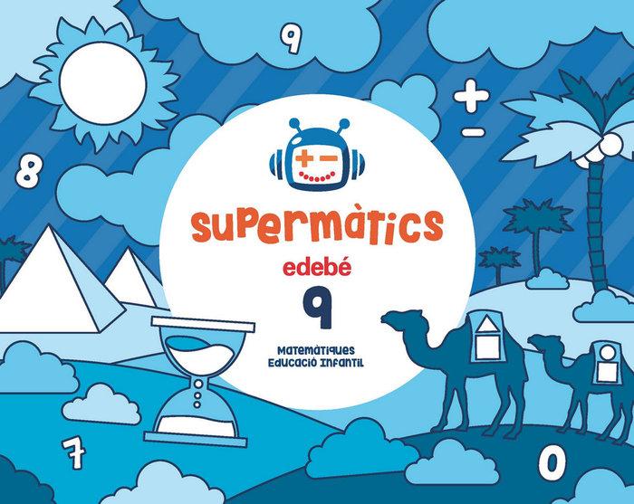 Quad.matematiques 5anys 3ºtrim.cataluña 17 matemat