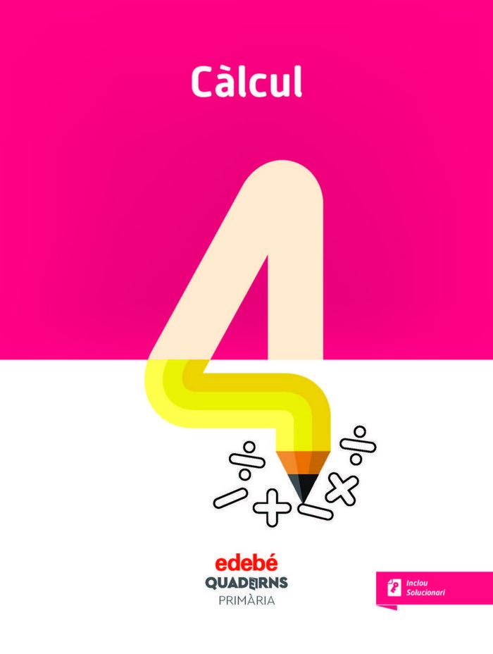 Quadern calcul 4 ep cataluña 18