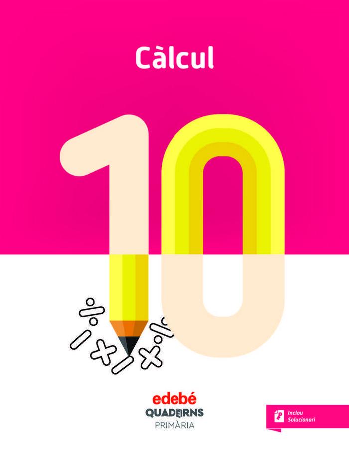 Quadern calcul 10 ep cataluña 18
