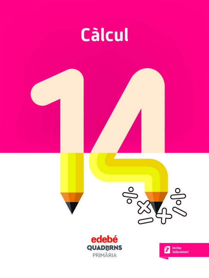 Quadern calcul 14 ep cataluña 18