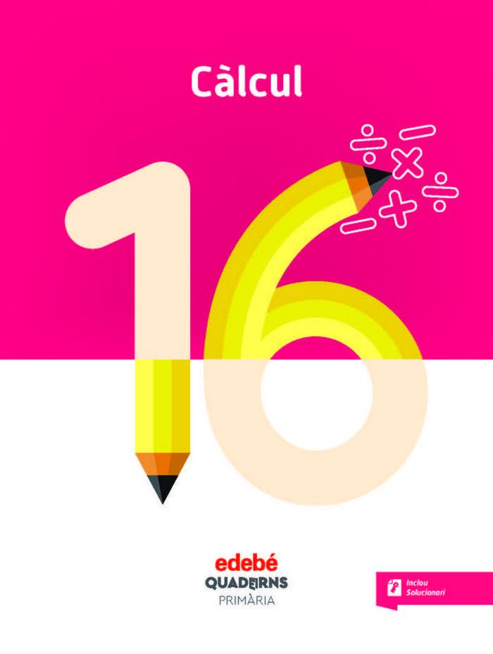 Quadern calcul 16 ep cataluña 18