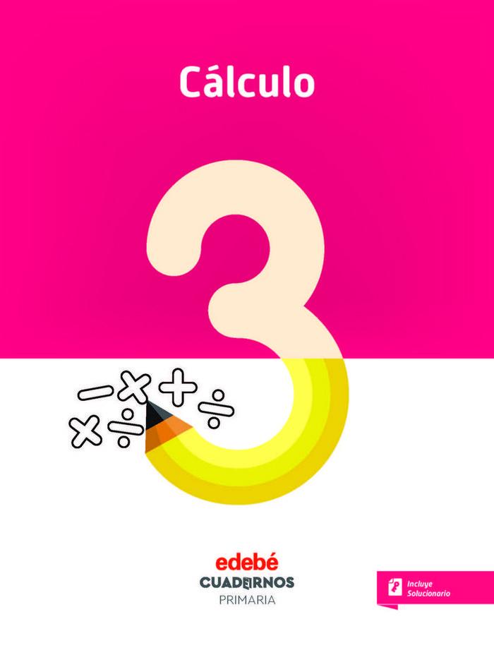 Cuaderno calculo 3 2ºep 18