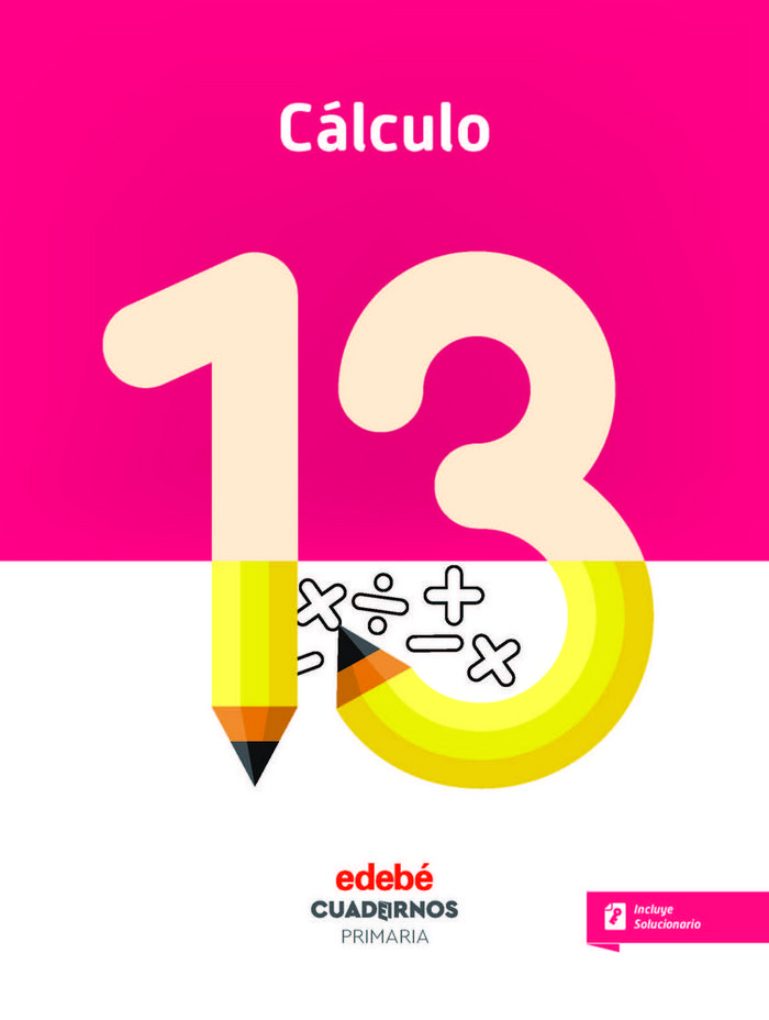 Cuaderno calculo 13 5ºep 18